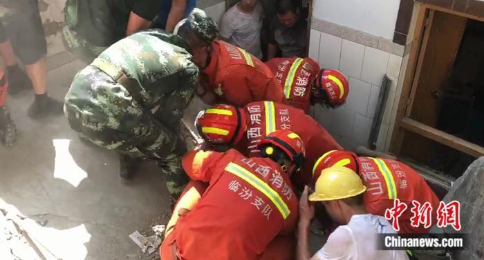 【百度收录】_山西临汾一饭店坍塌多人被困 应急管理部、住建部工作组赶赴现场
