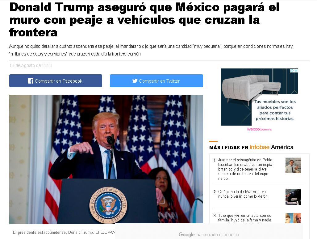 【久久热在线学习网】_特朗普再出新招 墨西哥入境美国车辆要付入境费
