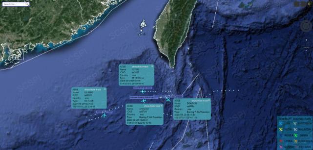 【百合亚洲天堂培训】_解放军南海军演最后一天,美至少4架军机在南海活动