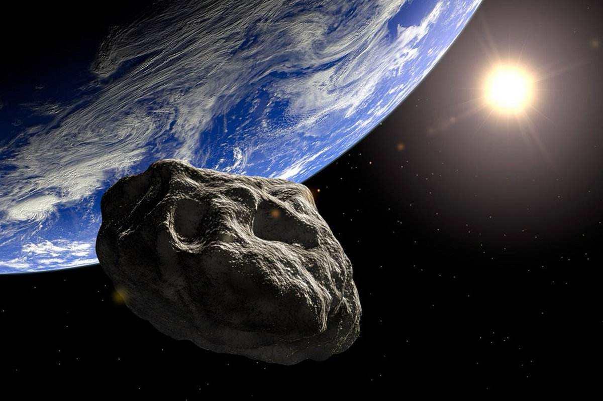 "NASA:小行星可能在美国大选日前夕""光顾""地球"