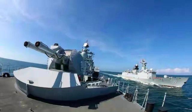 【炮兵社区app教学】_台媒:今起一周,解放军在台海南北两端军演