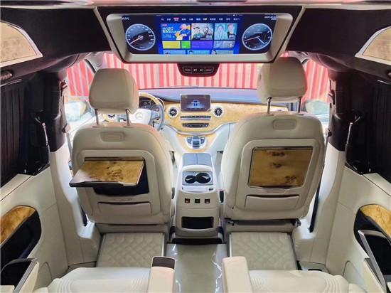 奔驰V260L改装迈巴赫版全新方案已发布