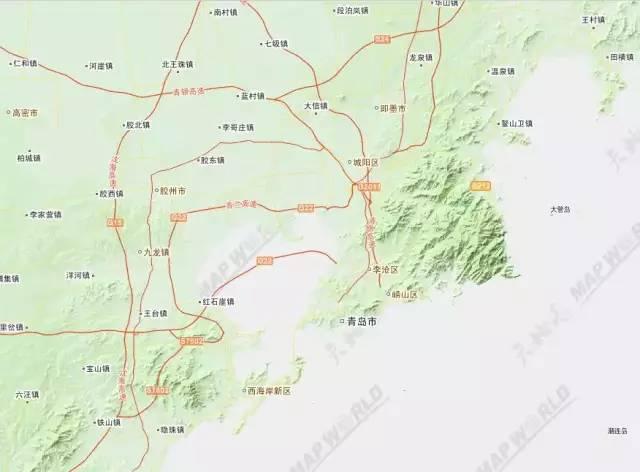 图片来源:国家地理信息公共服务平台