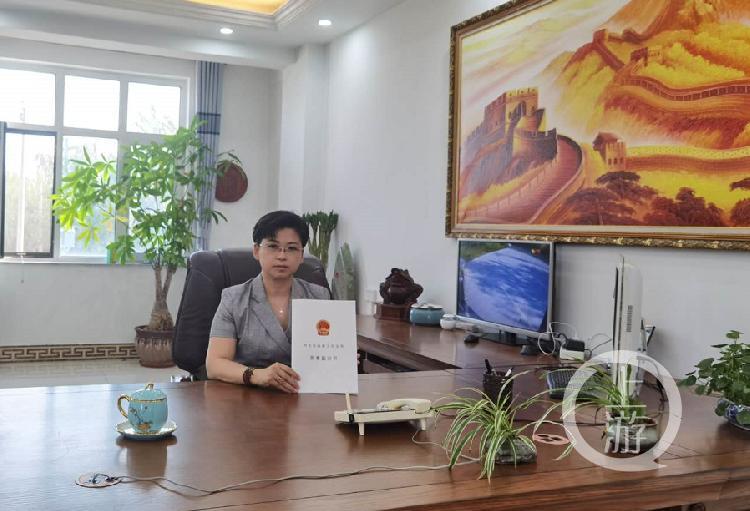 【网站备案教程】_女企业家质疑招标造假反被诉敲诈:二审判3年,省高院裁定重审
