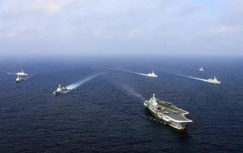 """台湾防务部门公布""""解放军军力报告"""",自认压力很大"""