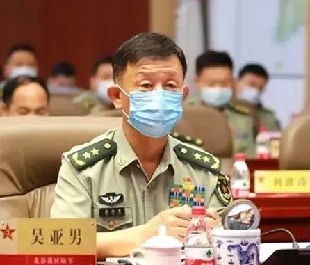 【伤害统计不见了】_镇守北疆!78集团军新军长亮相 系国庆阅兵将军领队