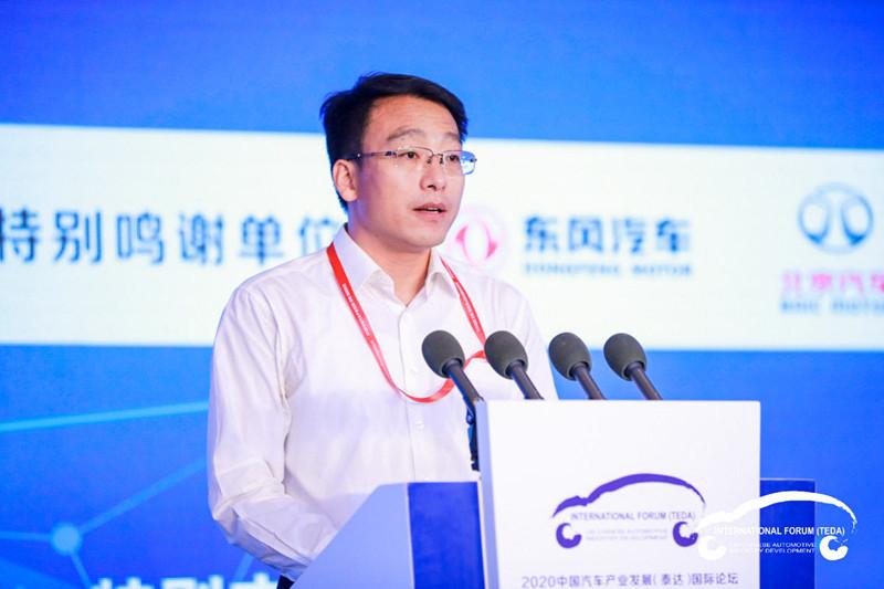 工信部陈克龙:新能源双积分将做政策调整