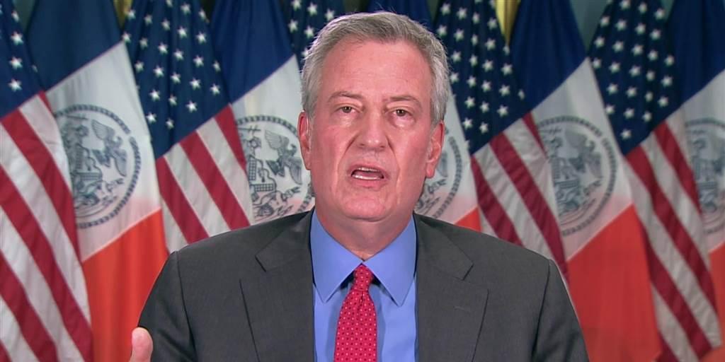 【亚洲天堂每天一贴】_纽约市长称要把特朗普告上法庭,而且一定会告赢他