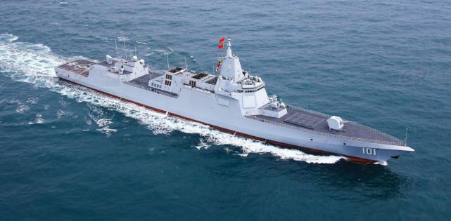 【大连楼凤验证】_外媒称中国第八艘055驱逐舰下水:火力是052D两倍,应该叫巡洋舰