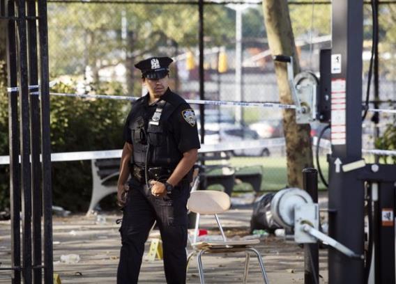 【重庆楼凤验证】_纽约市今年枪击事件已超千起 8月平均每天近10人遭枪击