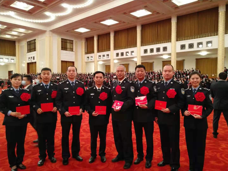 黑龙江公安系统6人、2集体受到抗击新冠肺炎疫情国家级表彰