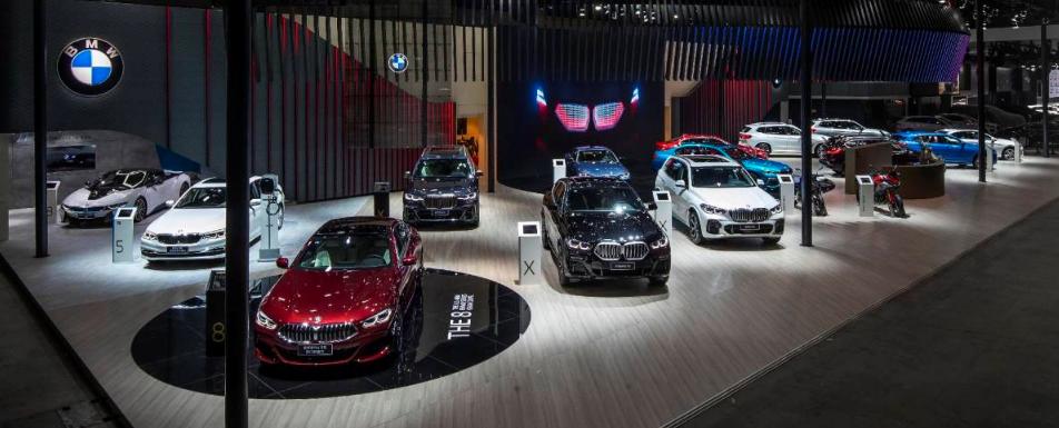 全新BMW 4系惊现青岛秋季车展,诚邀一览倾心芳容