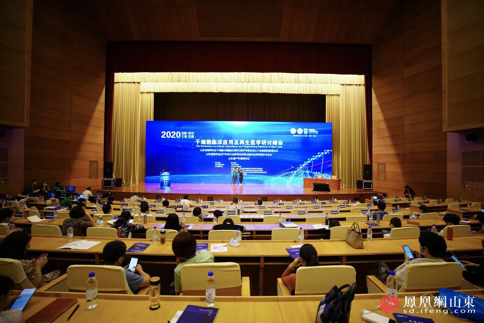山东省妇幼保健院院长王谢桐:引领学术、汇聚人才 峰会召开意义重大