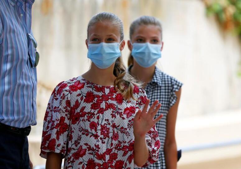 【亚洲天堂排名点击器】_同学确诊感染新冠后,西班牙公主进入隔离状态并将接受病毒检测