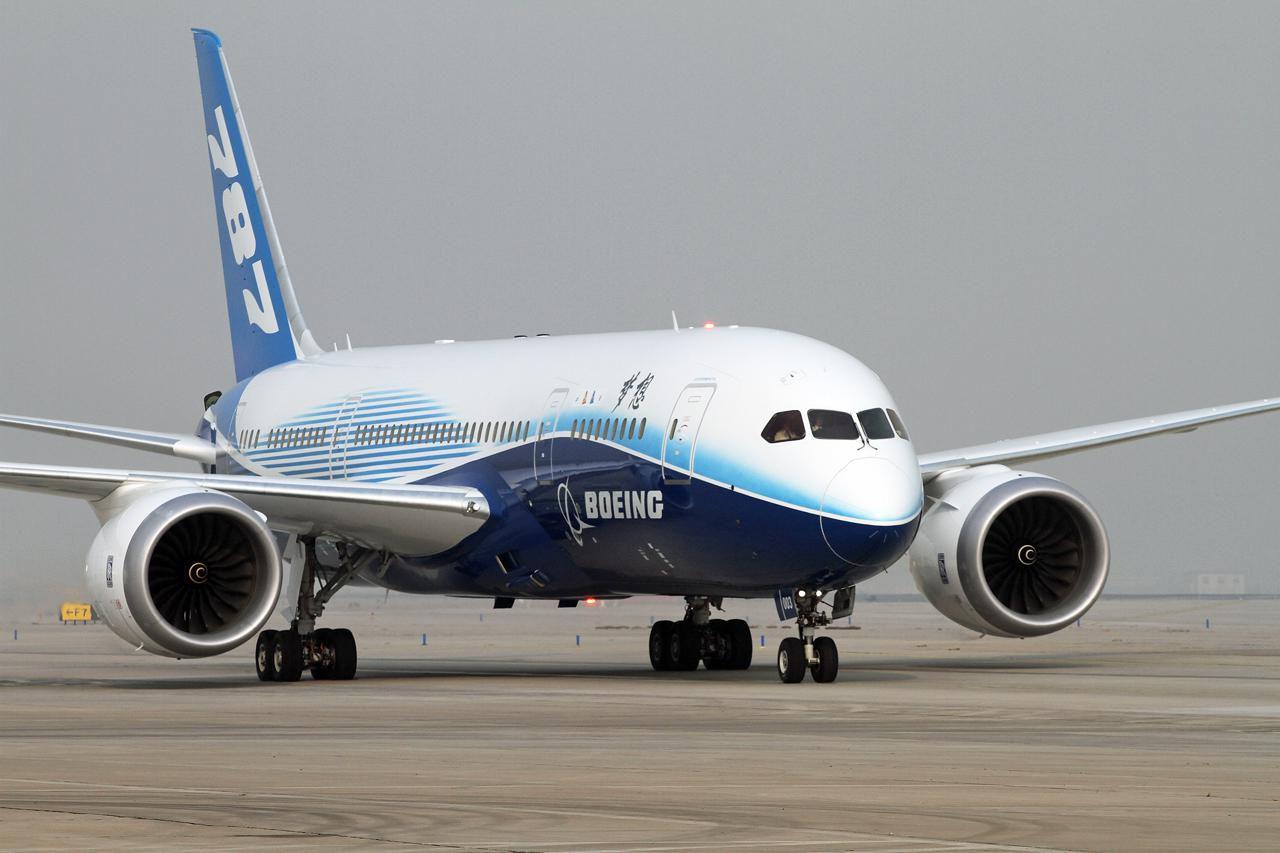 【百度竞价优化】_美国波音787梦幻客机查出生产问题 涉及约900架已交付客机