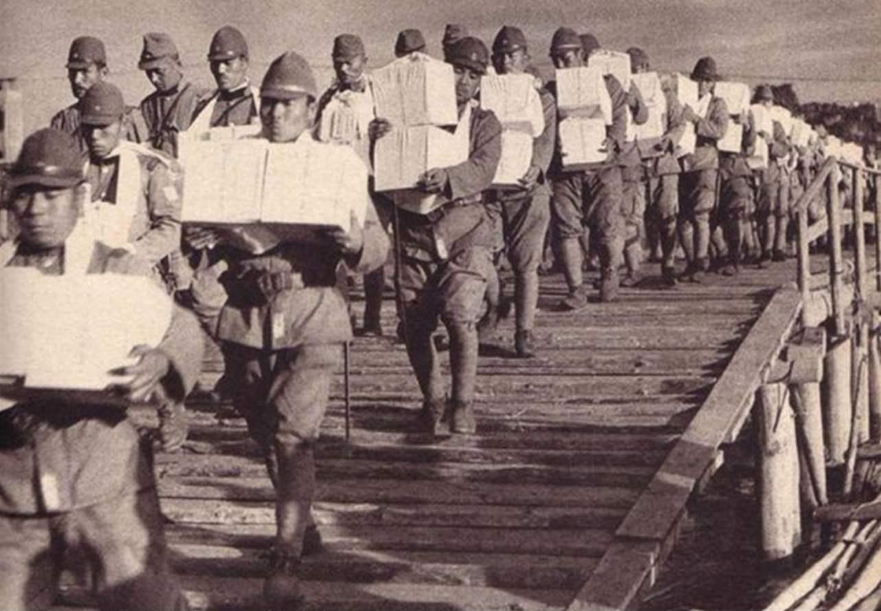 1937年日军华北方面军死亡人数考究