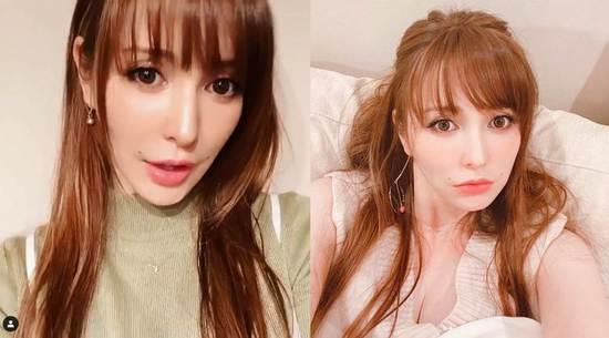 日本混血模特藤井莉娜宣布当妈 曾与汪东城传绯闻