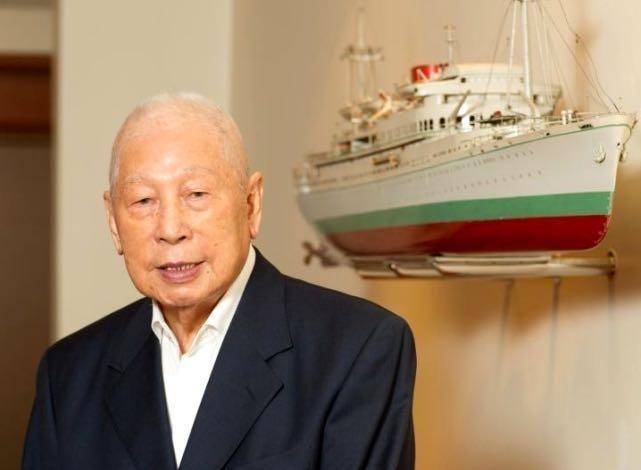 新加坡船王张允中逝世,系爱国华侨大力发展中国业务