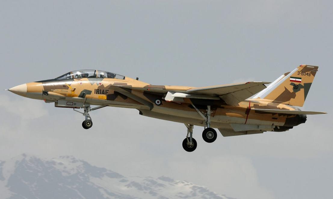 盗窟版F-14?伊朗高调通告打制邦产重型战役机