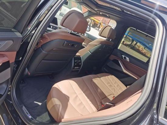 20款宝马X5加版现车让利 价格低配置高