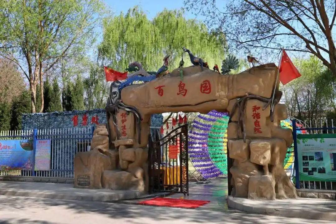 """金昌百鸟园又有大动作!超多福利""""献礼教师节"""""""