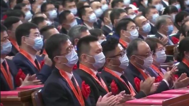 习近平:中国人民没有被疫情吓倒