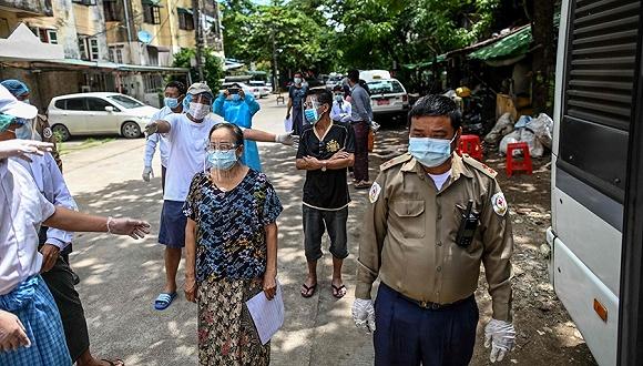 【google 排名】_偷渡入境致瑞丽全市隔离,缅甸的疫情如何了?