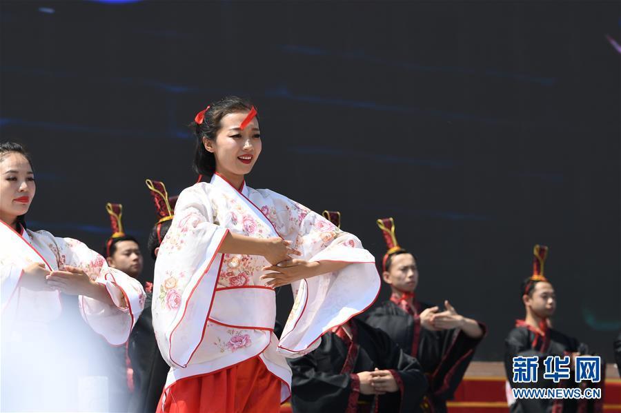 山西临汾举办首届尧都文化旅游节