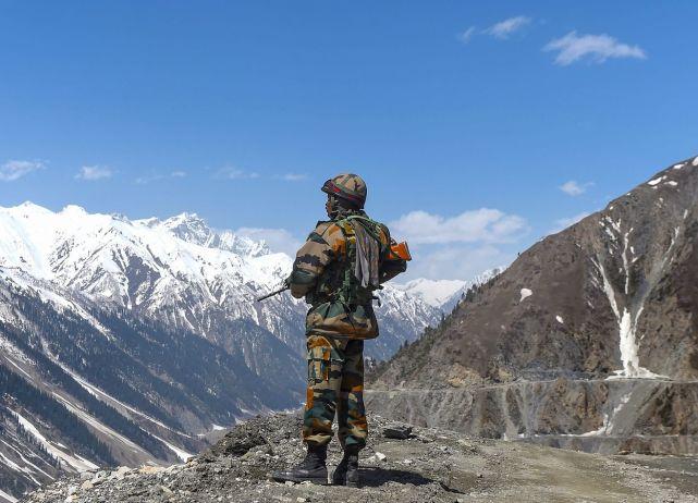印媒称中印两军班公湖又起新冲突,印官方驳斥:假消息