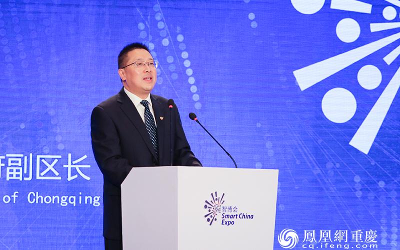 渝中区副区长乔宏:三大运营商已率先在渝中区实现5G信号全覆盖,渝中区5G网络水平全国领先。
