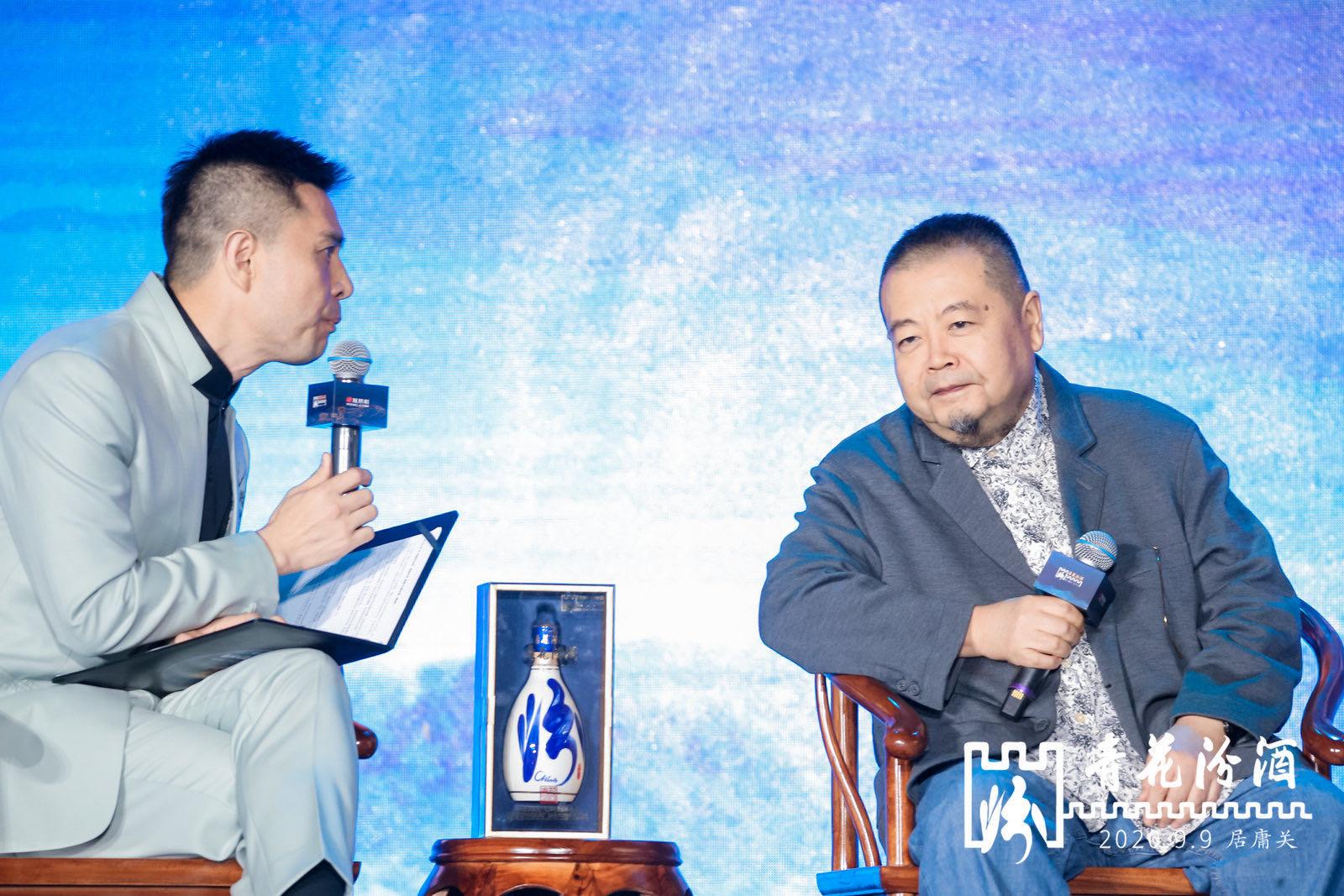 沈宏非:青花汾酒30·复兴版已成为生活方式的一部分