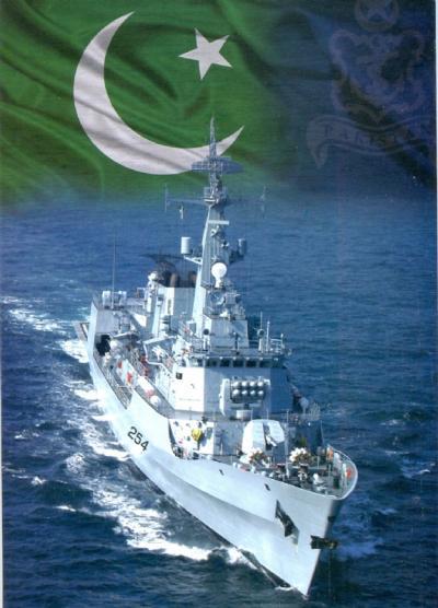 054AP将取代巴基斯坦现役F22P(技术水平相当于053H3型)护卫舰,该型舰最后一艘在巴基斯坦本国建造