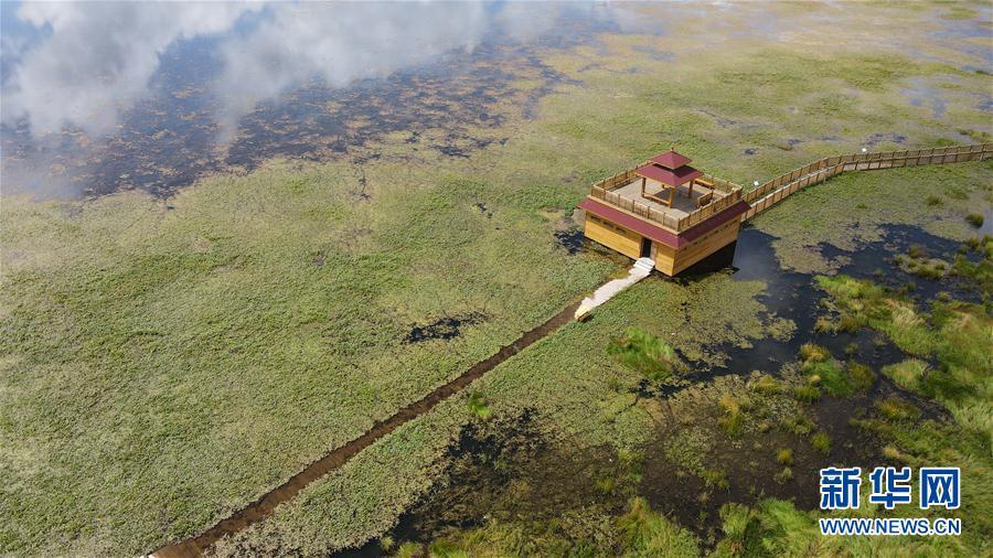(美丽中国)(5)秋日尕海湖