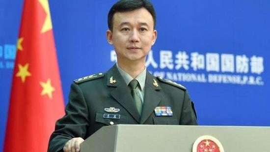 """美方发布""""2020中国军事发展报告"""" 国防部批驳"""