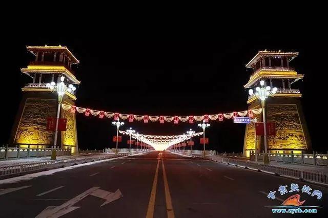 黑河新城大桥