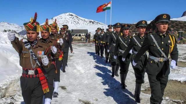 这是在吓唬谁?印度媒体称印军山地战部队已经拉响最高警报