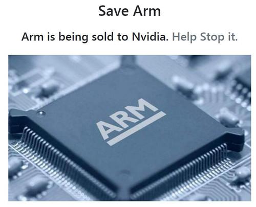 图片来自救救Arm网站