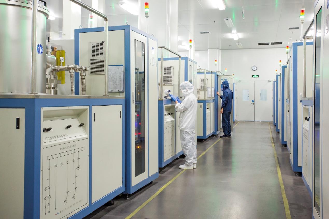 中国碳化硅晶片产业化的首倡者 碳化硅晶片产业化