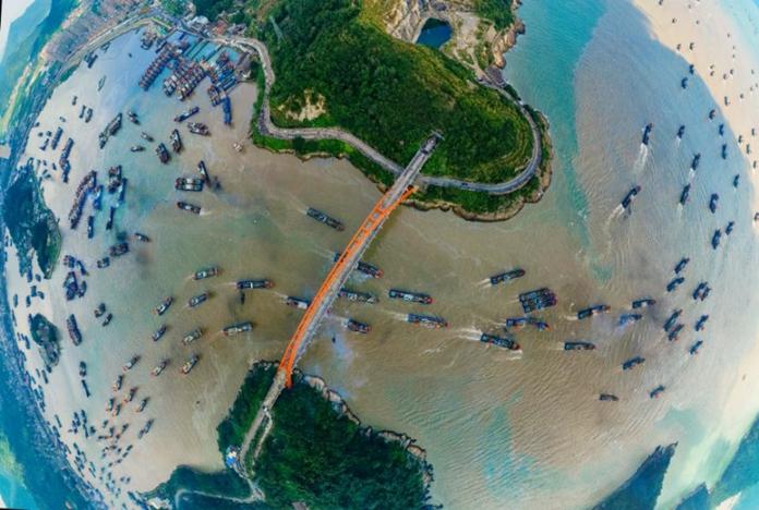 象山打造永不落幕的开渔节   一一写在第二十三届中国(象山)开渔节之际
