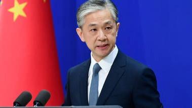 美国下调对华旅行警告 汪文斌:中国是世界上最安全的国家之一
