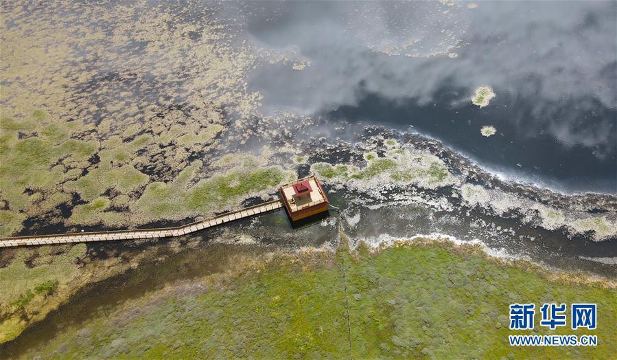 (美丽中国)(2)秋日尕海湖