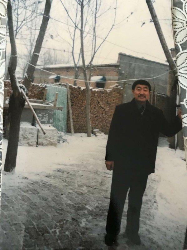 许月田生前照片。家属供图