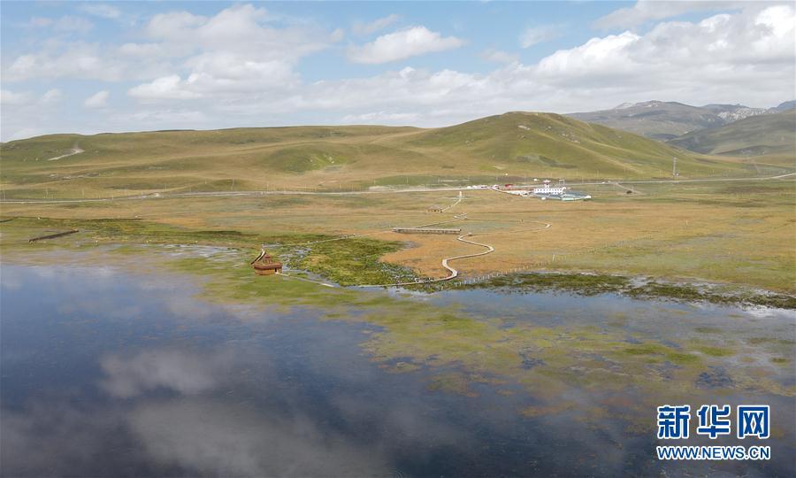 (美丽中国)(1)秋日尕海湖