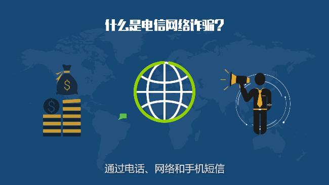 什么是电信网络诈骗?