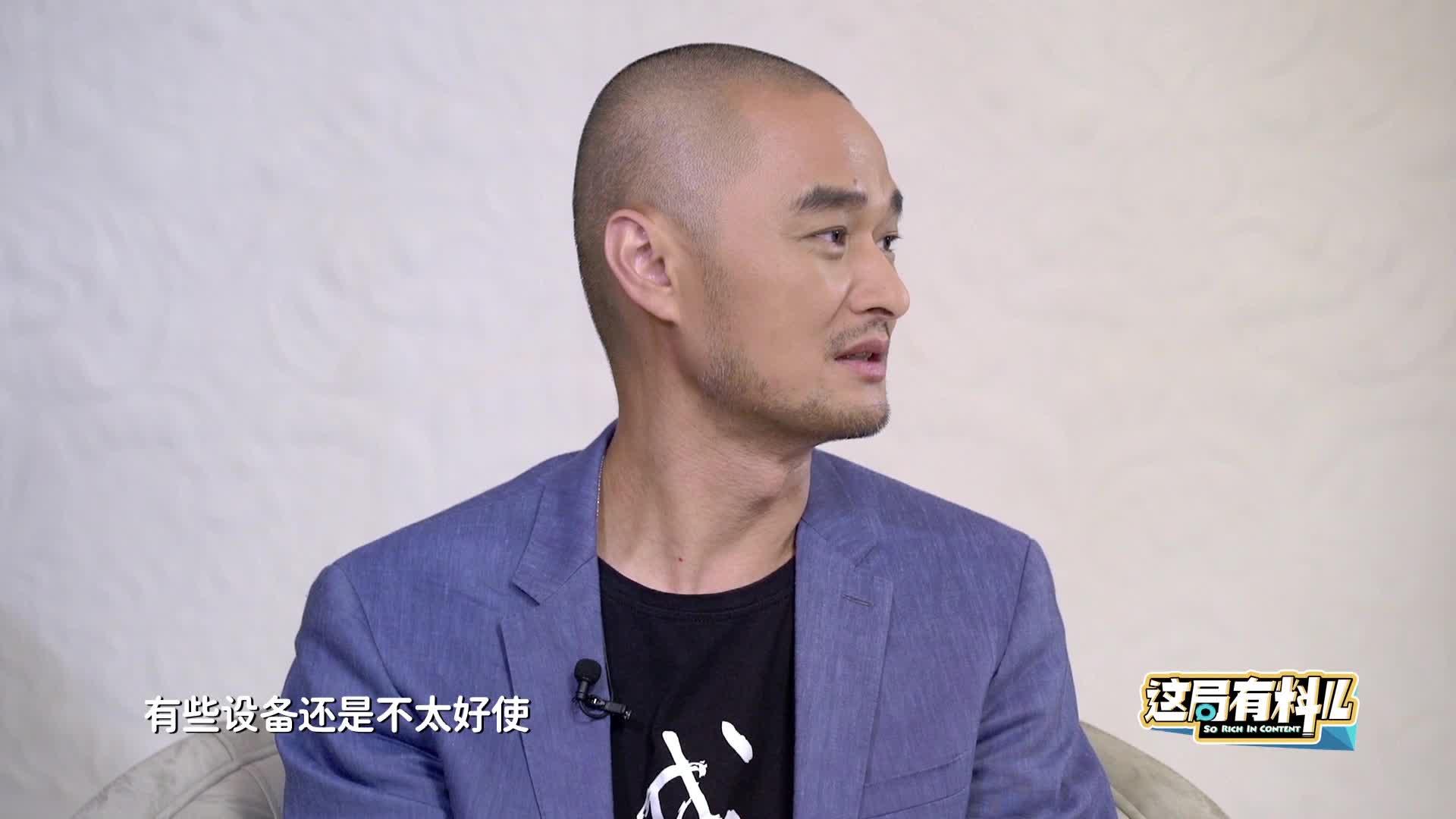 冯唐:玩古董 很大一部分快感来自于摸