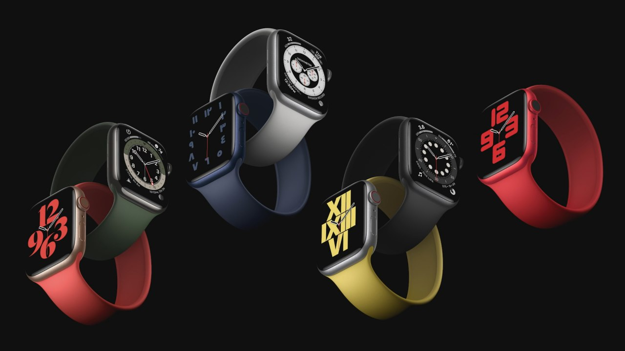 Apple Watch Series 6发布 支持血氧检测售399美元起