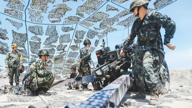 """台军""""汉光兵推""""模拟解放军突然""""夺岛"""" 这次美军没来看"""