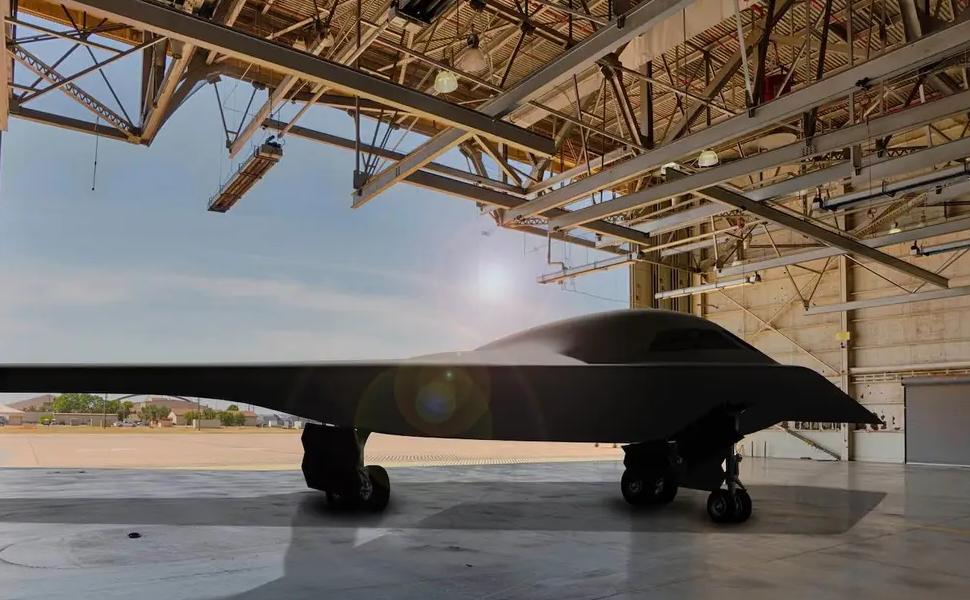 美媒:美國空軍想要至少180架B-21隱形轟炸機