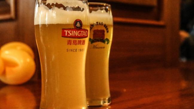 市委书记亲自推荐的青岛啤酒 大家一起来品尝!