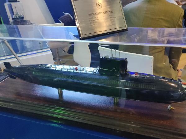 """搭配有鱼6重型热动力线导鱼雷的柴电潜艇也有助于巴基斯坦大幅度加强水下力量,足以形成对印度的一些""""不对称优势"""""""
